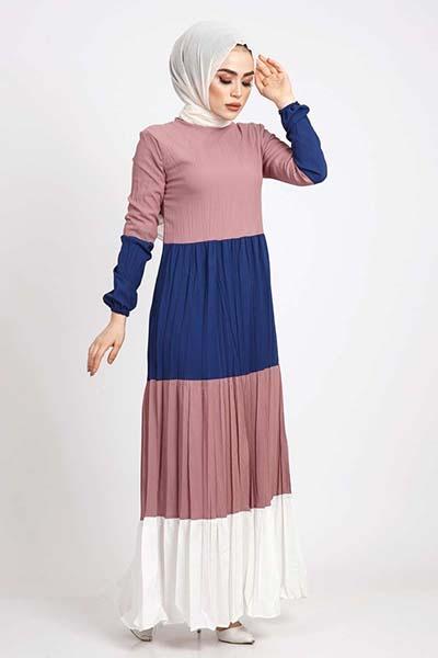 3-renkli-tesettur-elbiseler