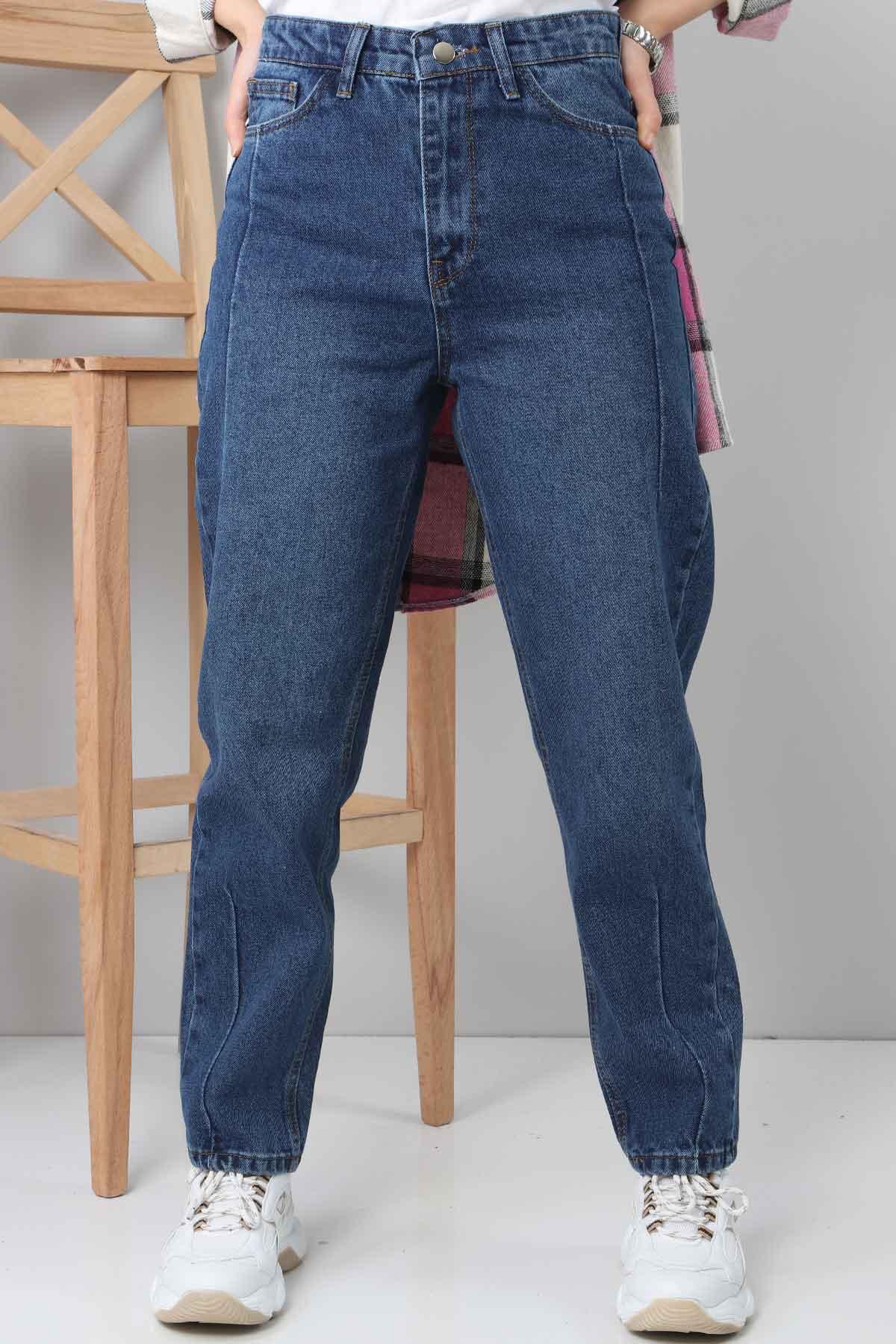 Boyfriend Jeans TSD22009 Dark Blue