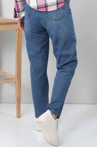 Boyfriend Jeans TSD22009 Light Blue - Thumbnail