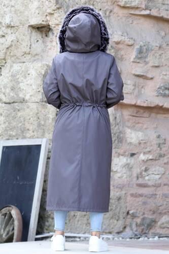 Furry Coat TSD1870 Smoked - Thumbnail