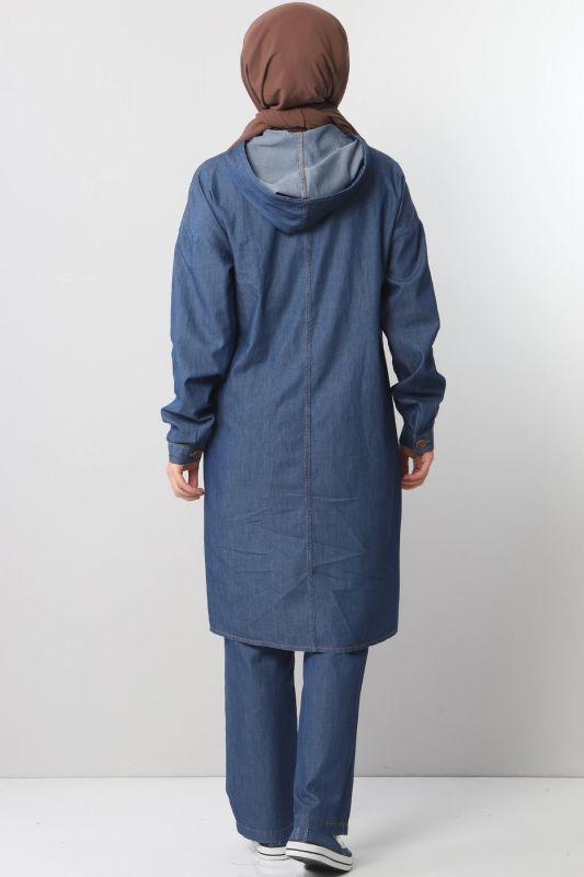 Jeans Suit TSD0454 dark Blue