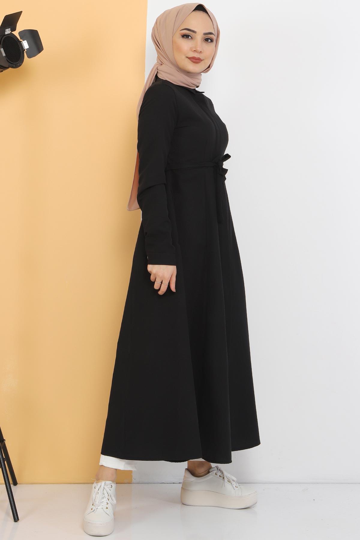 Long Tunic TSD2738 Black