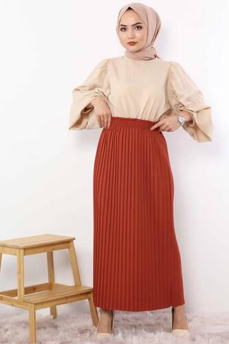 Pleated Pencil Skirt 1757 Tile - Thumbnail