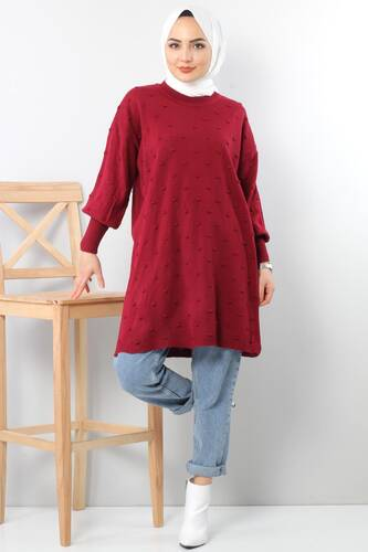 Trikot Tunic TSD3752 Dark Red - Thumbnail